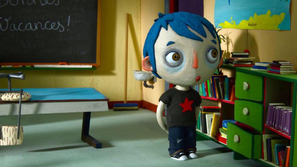 Zucchina va a scuola