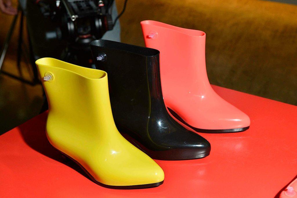 Melissa+Jeremy Scott ankle boots