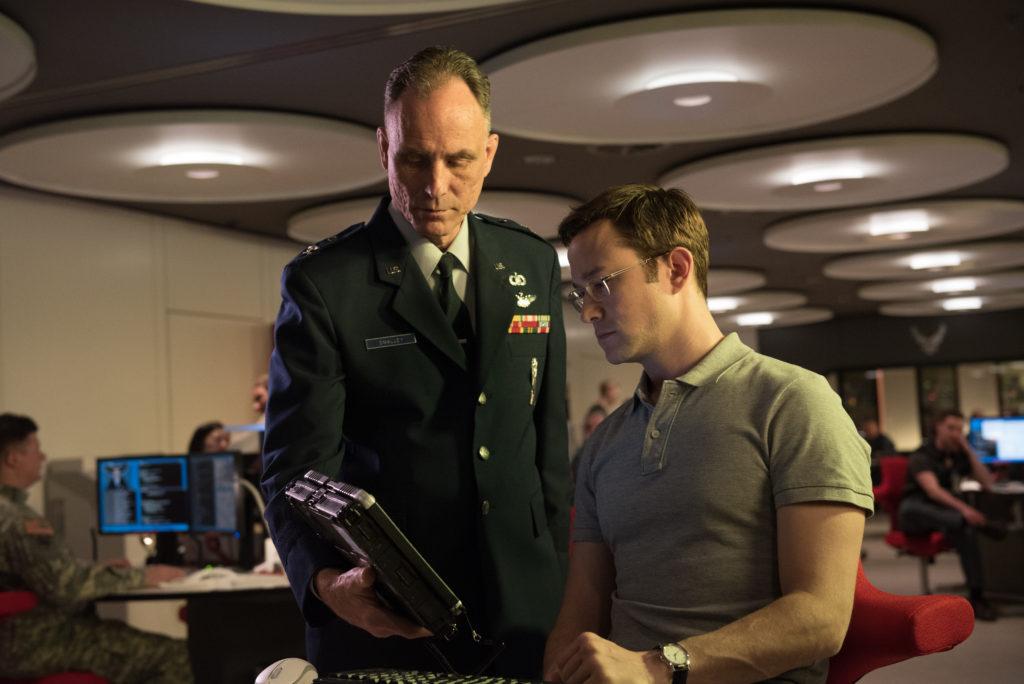 Snowden, il film