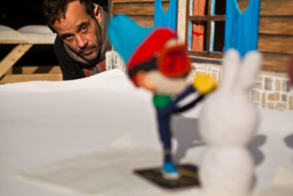 La mia vita da zucchina: sul set con Claude Barras