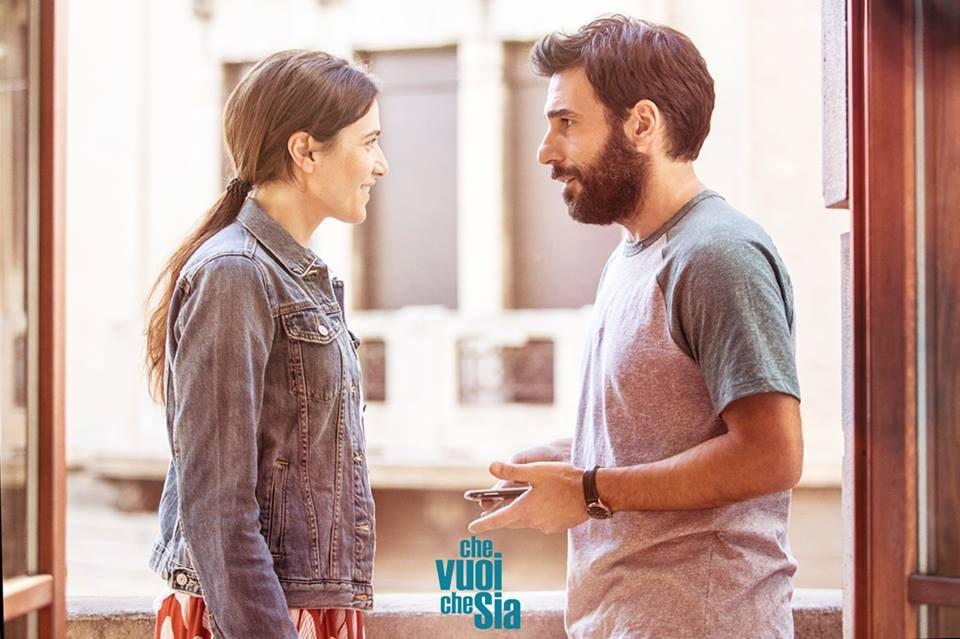 Anna e Claudio, coppia di precari in Che vuoi che sia