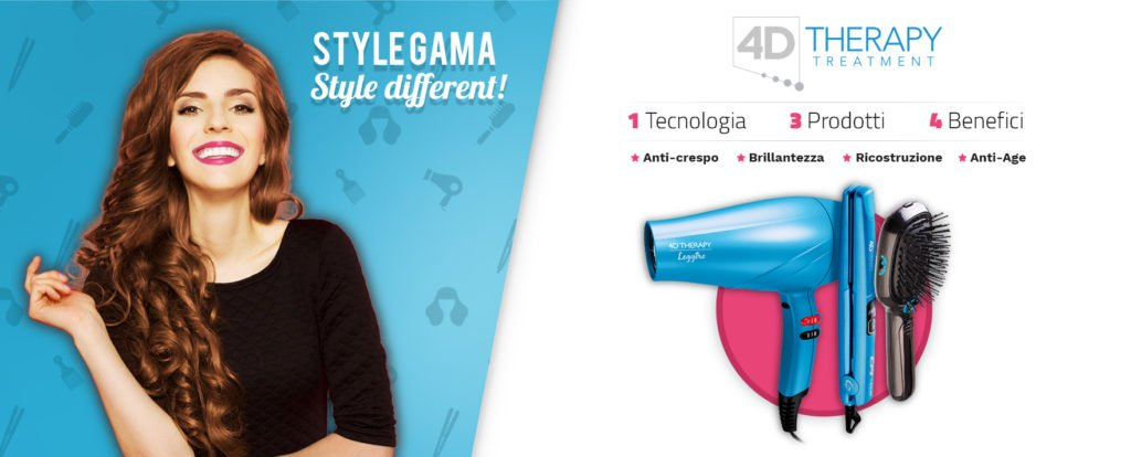 Gama Linea 4D therapy