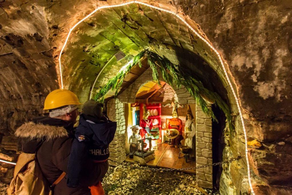 Ornavasso e la grotta di Babbo Natale