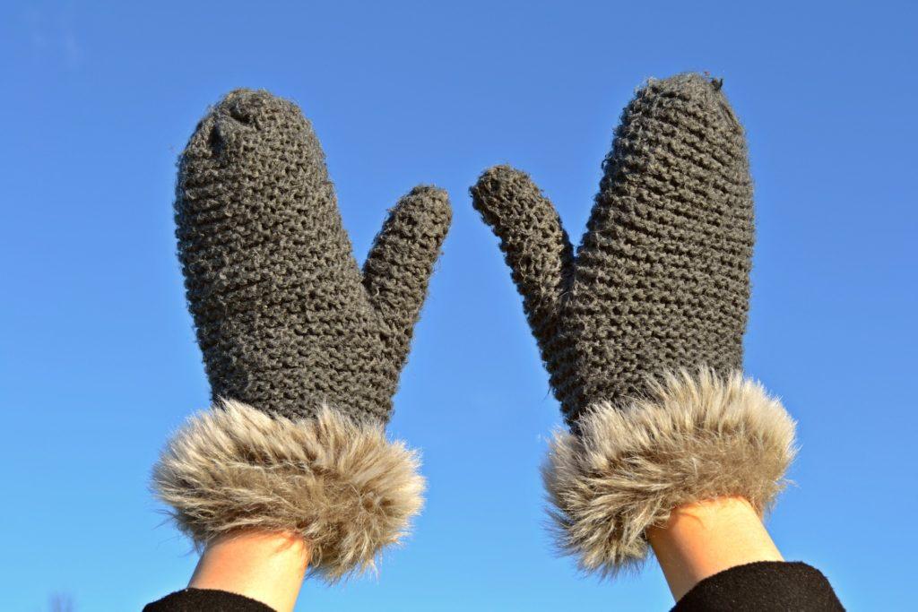 Must della stagione fredda: i guanti.