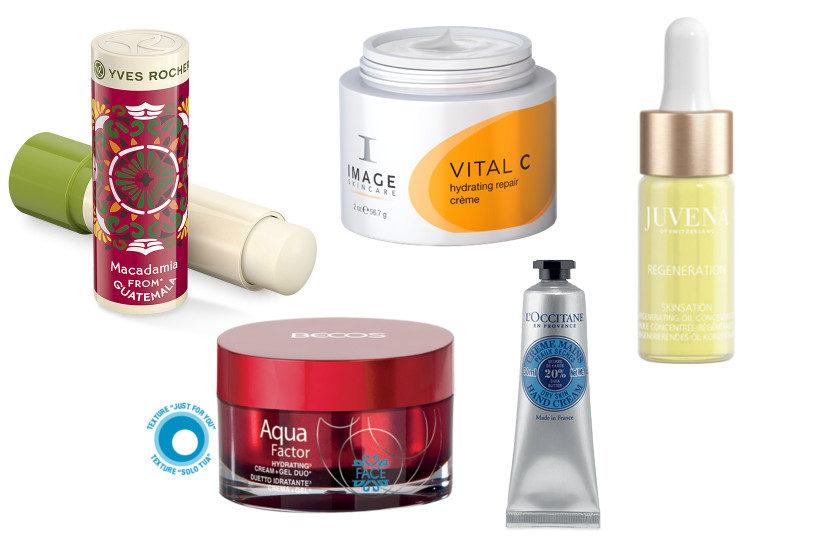 10 prodotti imperdibili contro la pelle secca