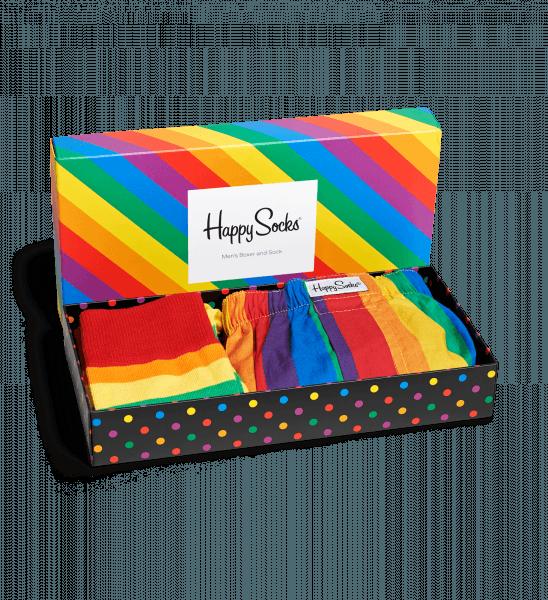 Pride box Men's boxer Happy Socks