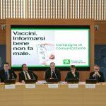 """Campagna Regione Lombardia """"Vaccini. Informarsi bene non fa male"""""""