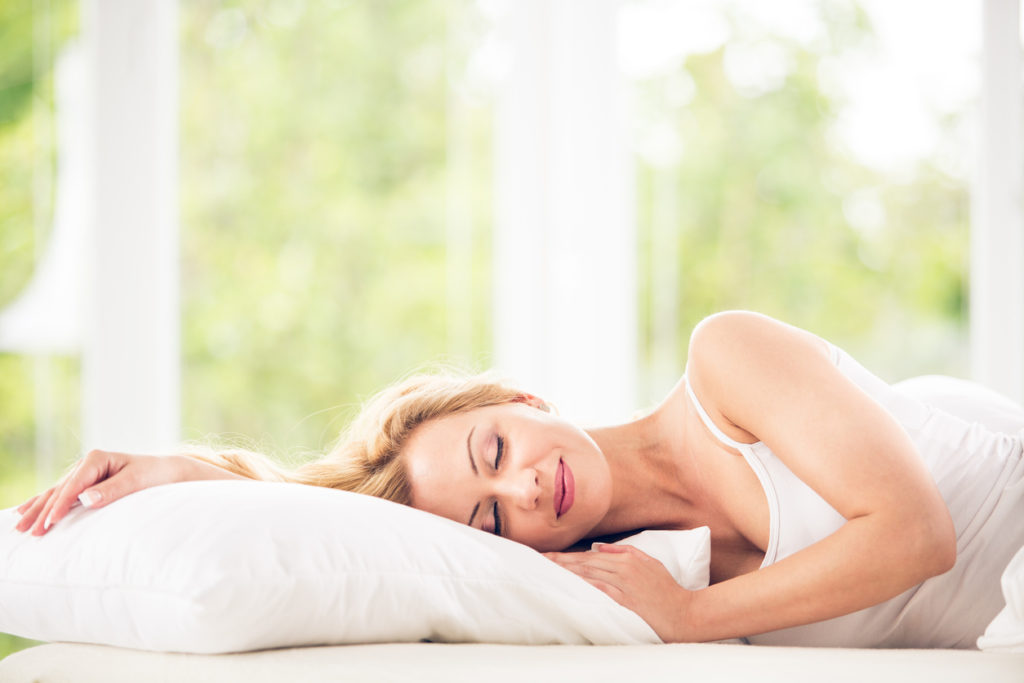 5 trucchi per dormire bene
