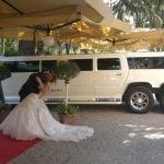 Matrimonio Gipsy limousine