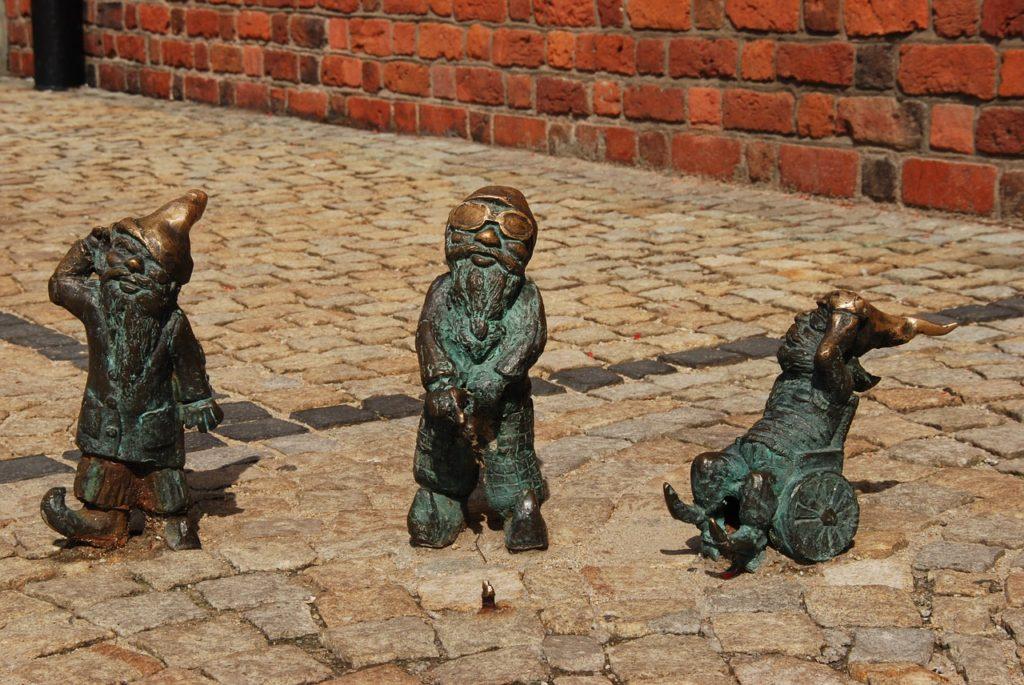 I nanetti di Wroclaw