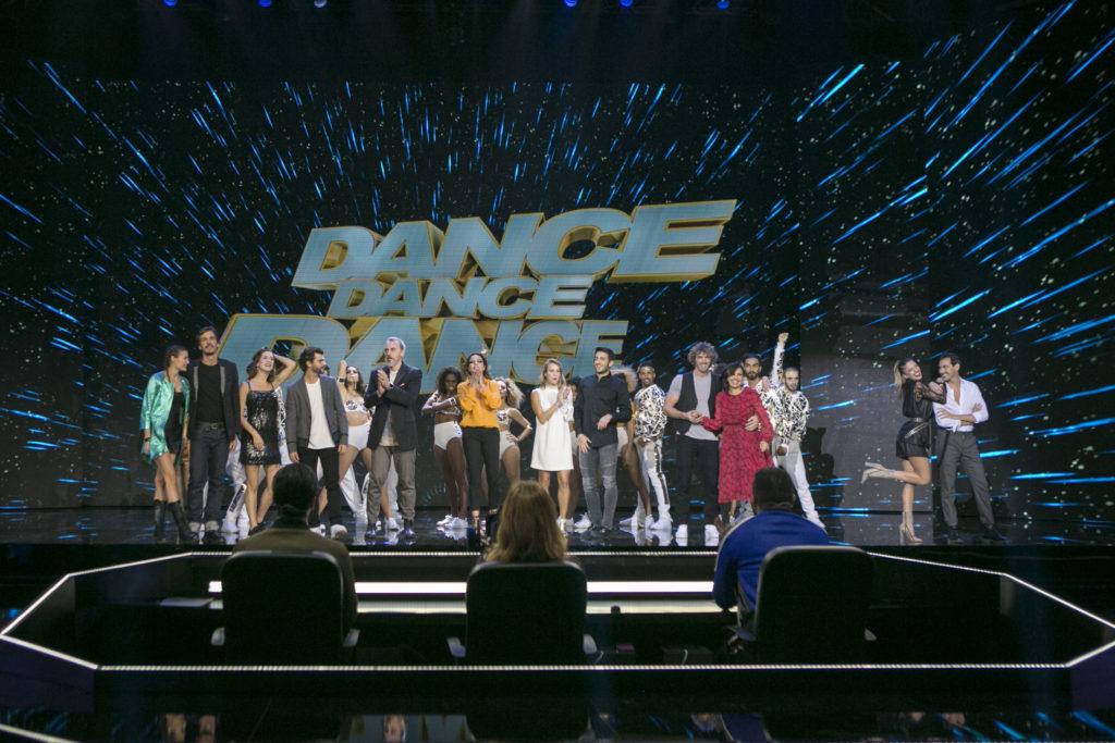 Il cast di Dance Dance Dance, nuovo talent show di Fox Life