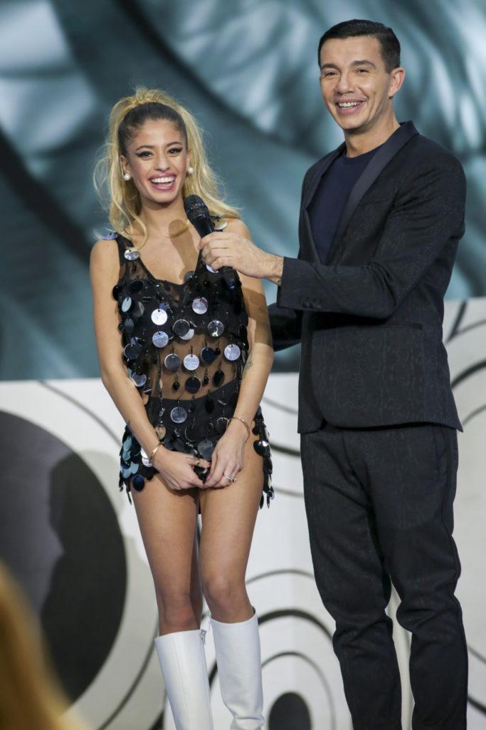 Chiara Nasti affronta la giuria nel secondo episodio di Dance Dance Dance
