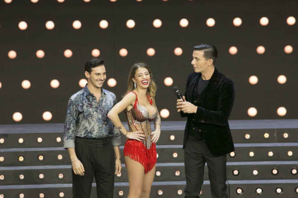 Chiara Nasti E Roberto De Rosa affrontano la giuria di Dance Dance Dance nel quarto serale