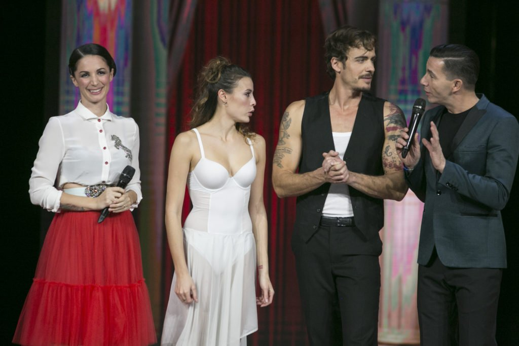 Raniero Monaco Di Lapio e Beatrice Olla a Dance Dance Dance.