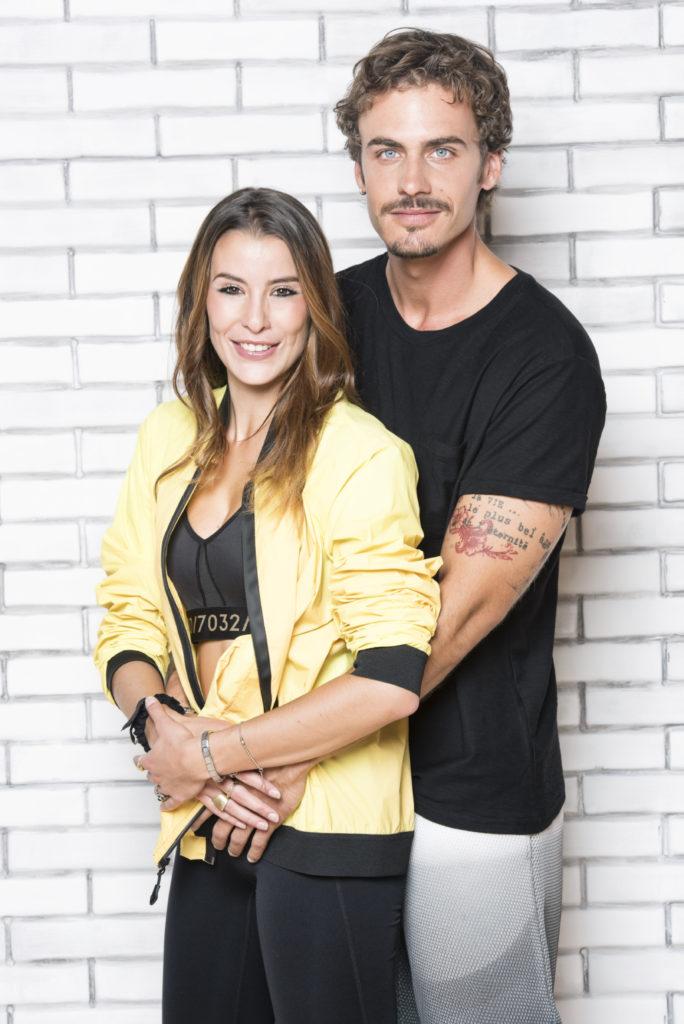Raniero Monaco Di Lapio e Beatrice Olla a Dance Dance Dance