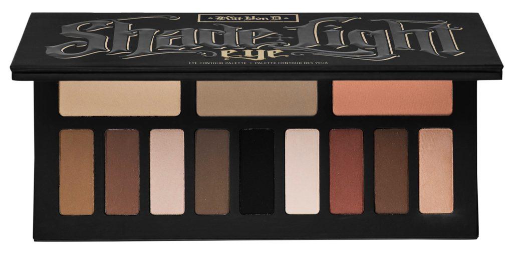 Shade + Light Eye Contour Palette - Kat Von D Beauty - 45€ (disponibile da aprile 2017, in esclusiva negli store Sephora e su www.sephora.it)