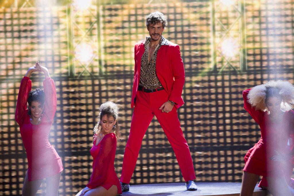 Raniero Monaco Di Lapio a Dance Dance Dance