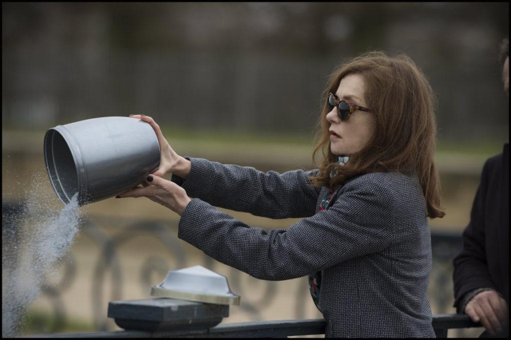 Michèle (Isabelle Huppert) è una regina dei ghiacci. Affronta sesso, senso del pudore e dubbi morali con una prospettiva fuori dagli schemi.