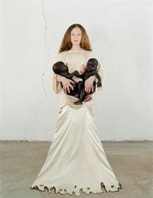 Vanessa Beecroft VBSS.003.MP 2006 Fotografia digitale, 230x180x7 cm Courtesy: Collezione Serpone