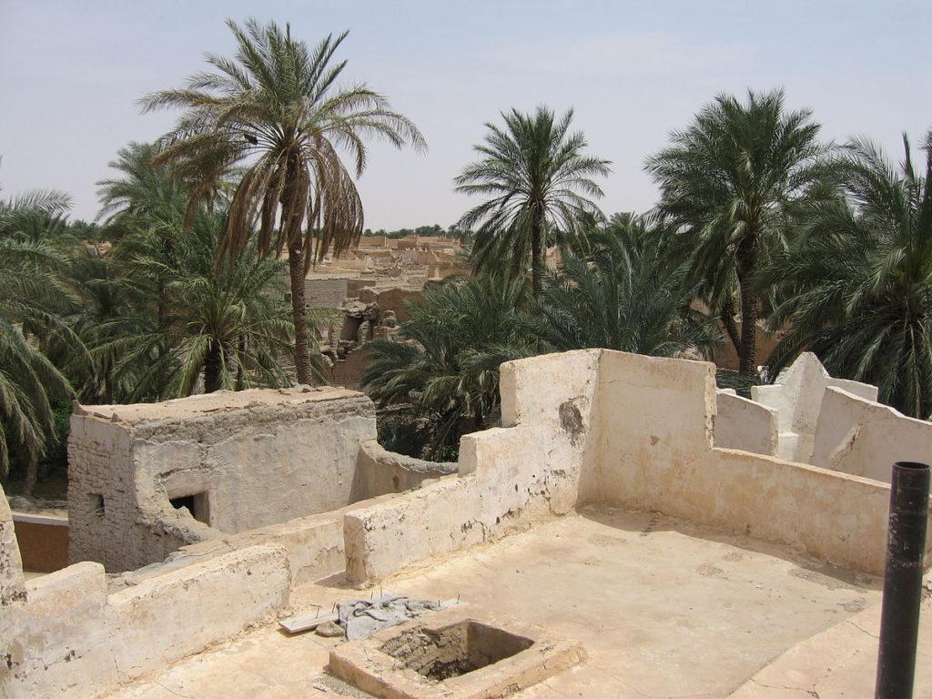 Ghadames, Libia
