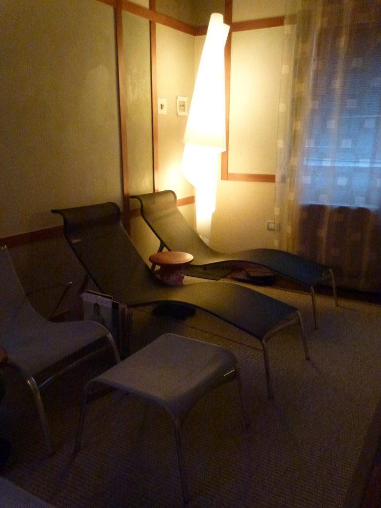 Relax e tisane alla SPA del Grand Hotel des iles borromèes