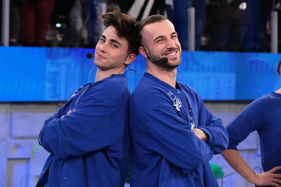 Riccardo e Andreas