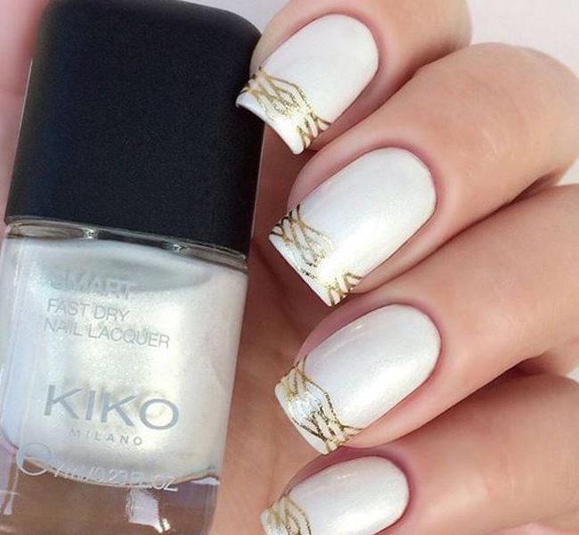 Kiko smalto bianco