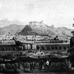 Il Parco Tivoli nel 1855