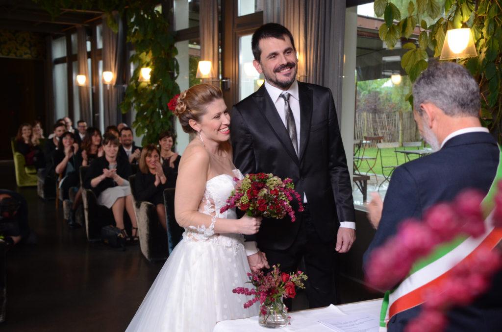 Il matrimonio di Wilma e Stefano nella seconda stagione di Matrimonio a prima vista.