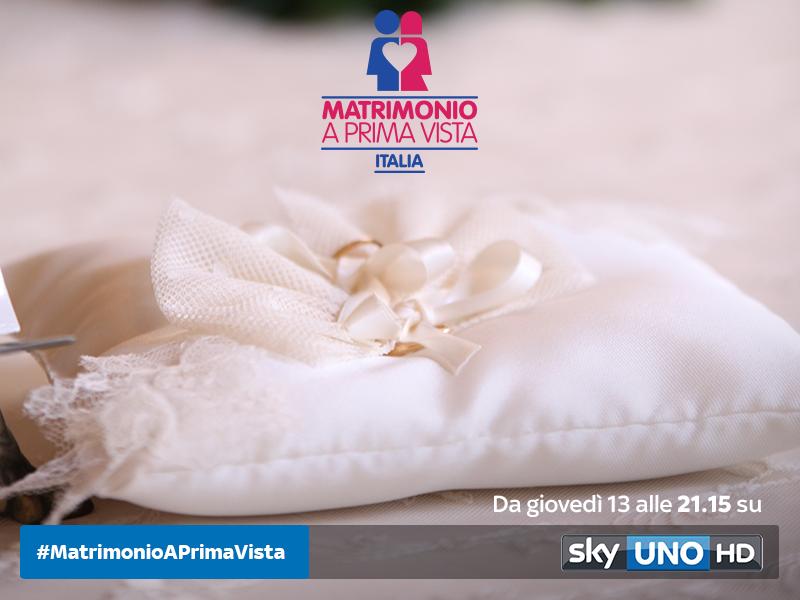 La seconda stagione di Matrimonio a prima vista dal 13 aprile su Sky Uno.