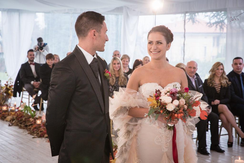 Stefano e Francesca a nozze nella seconda stagione di Matrimonio a prima vista