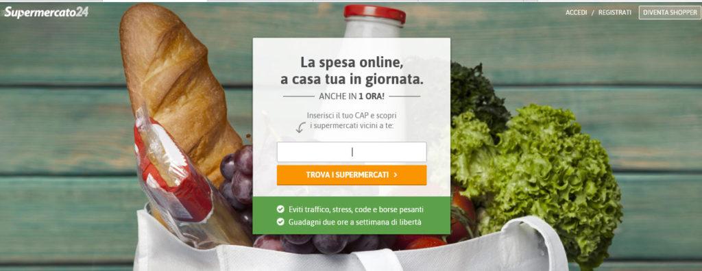 Spesa on-line