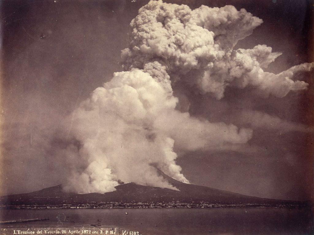L'eruzione del 26 aprile 1872