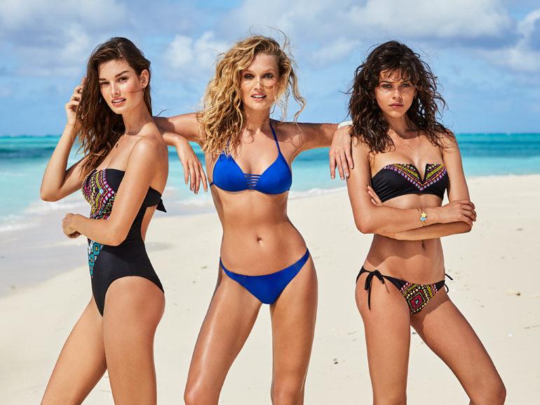 Calzedonia: i costumi estate 2017 e la nuova collezione BEACHWEAR.