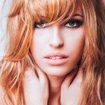 Colore capelli: ambrato