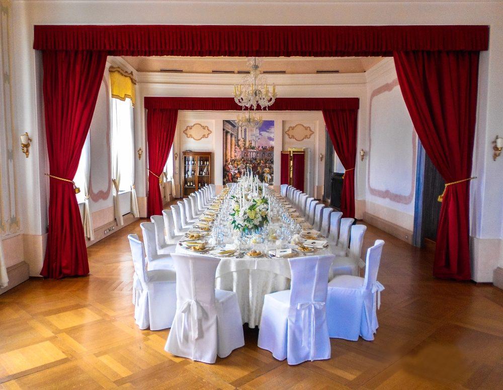10 location matrimoni per nozze esclusive