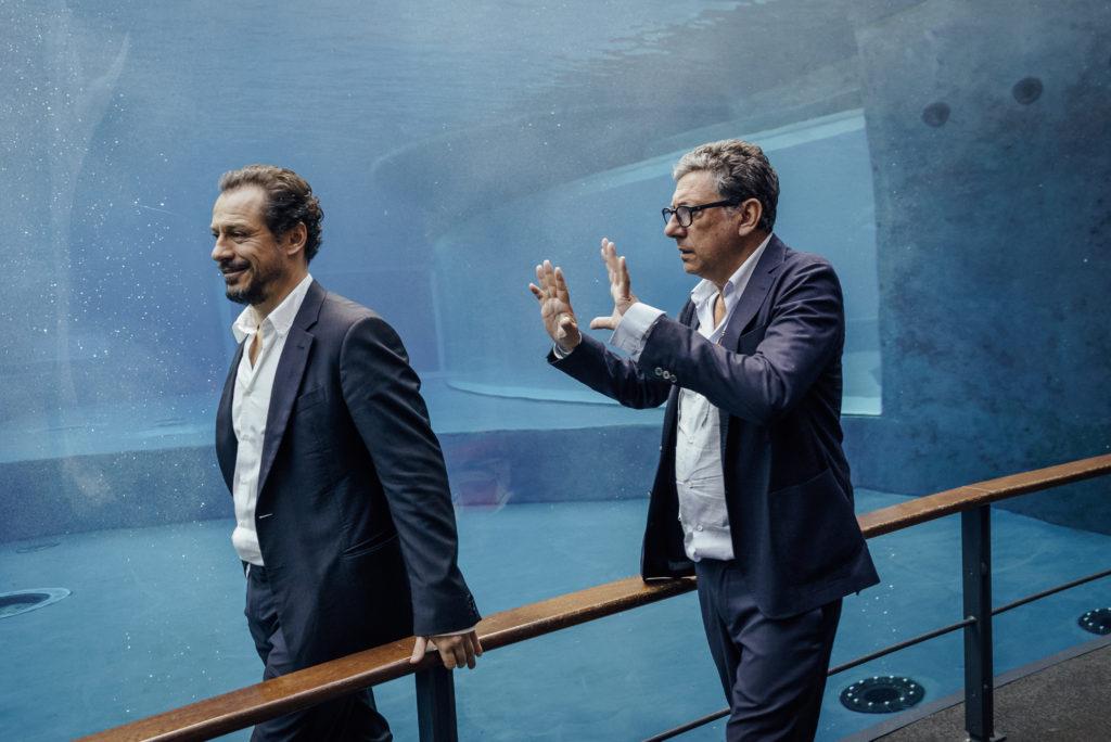 Sergio Castellitto dirige Stefano Accorsi