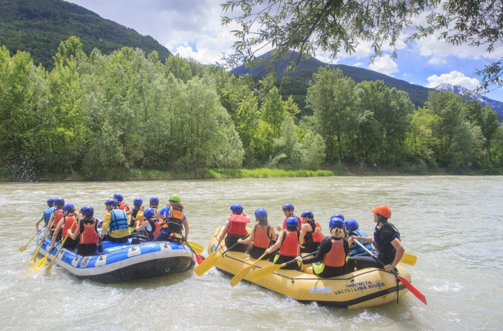 Rafting Adda