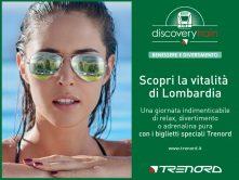 Trenord: presentati i pacchetti Discovery Train – Estate 2017.