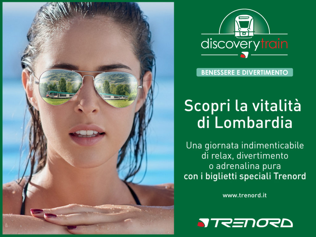 I luoghi più belli e attrattivi della Lombardia si scoprono in treno con  Discovery Train di Trenord 228984aedf1