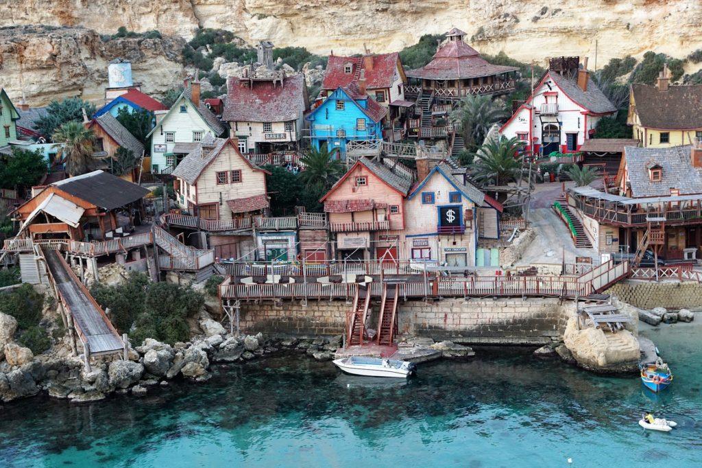 Popey Village_ Malta
