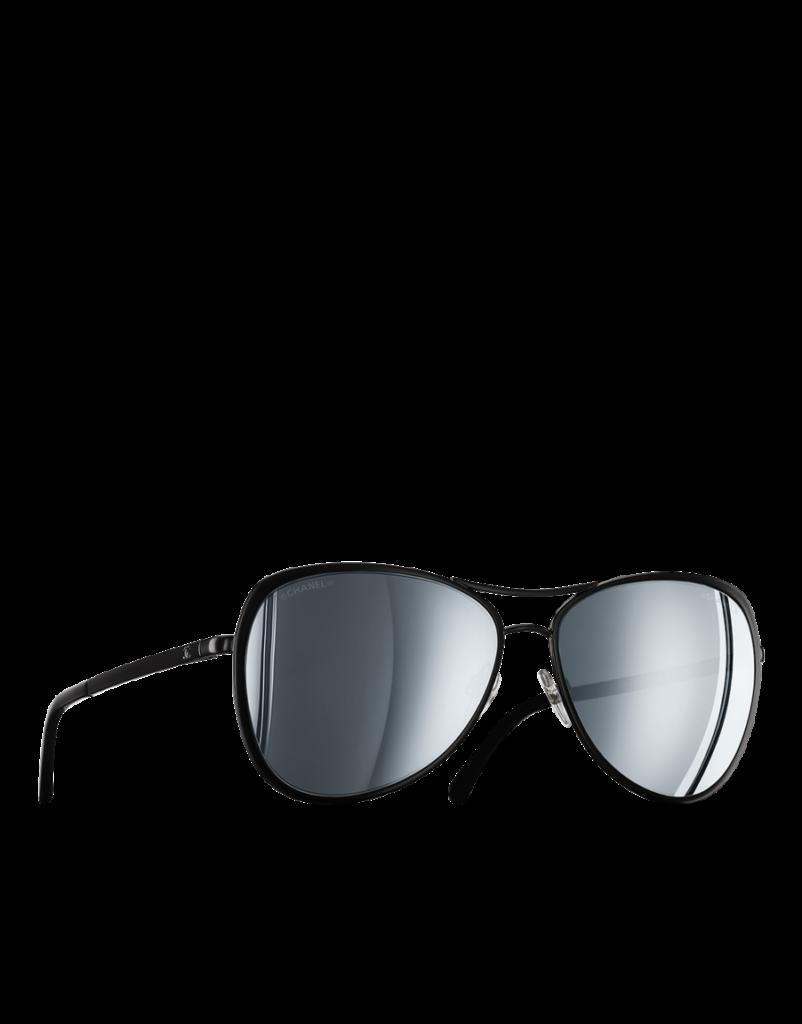 Chanel occhiale aviatore