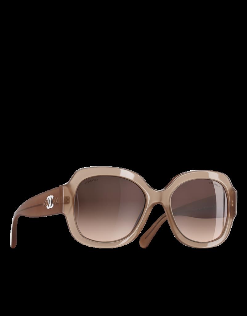 Chanel occhiale da sole acetato vintage