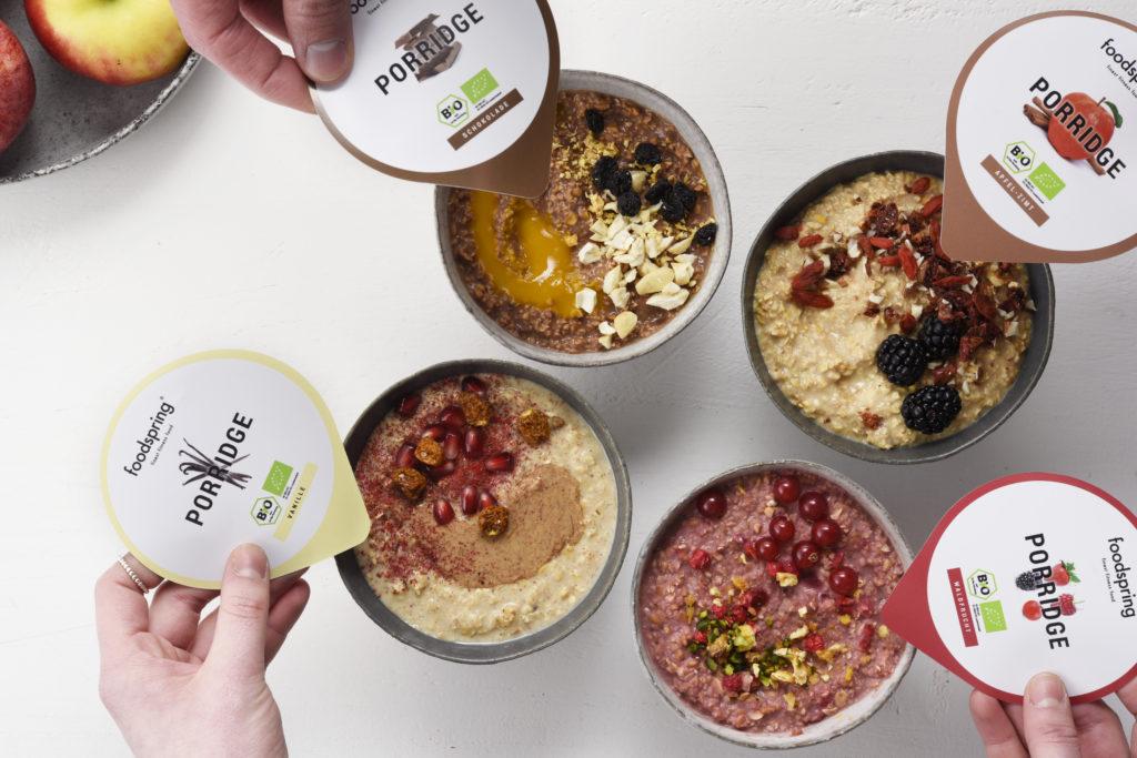 Tre colazioni proteiche per tornare in forma pronte in 3 minuti