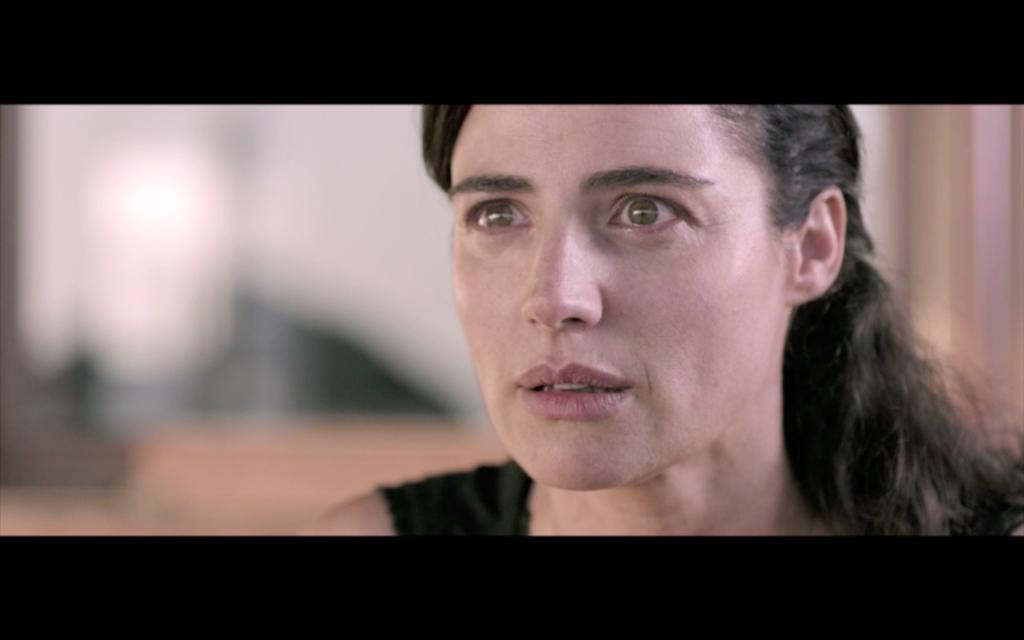 Rosaria scopre la malattia del marito Cosimo in Veleno