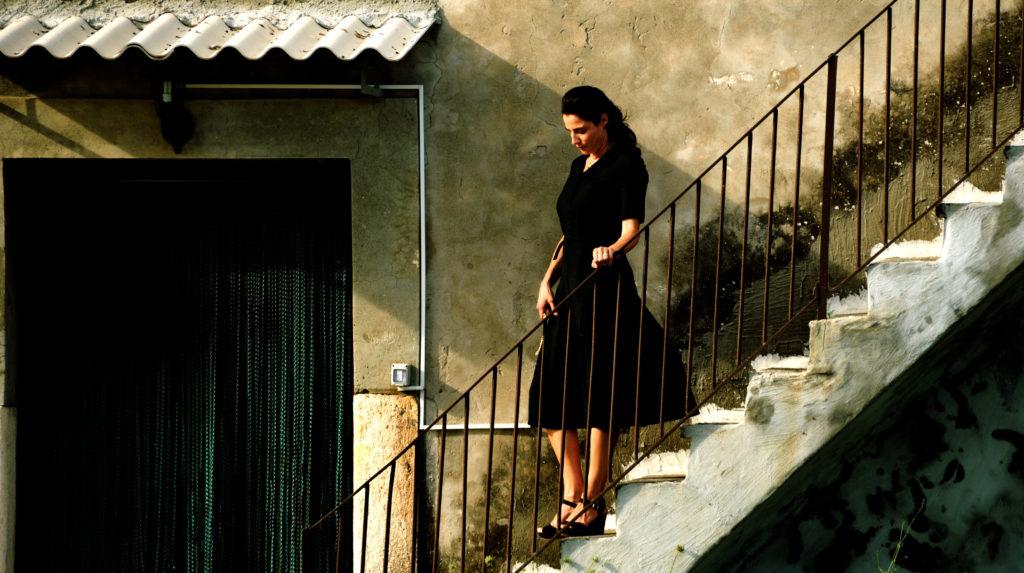 Luisa Ranieri è Rosaria in Veleno