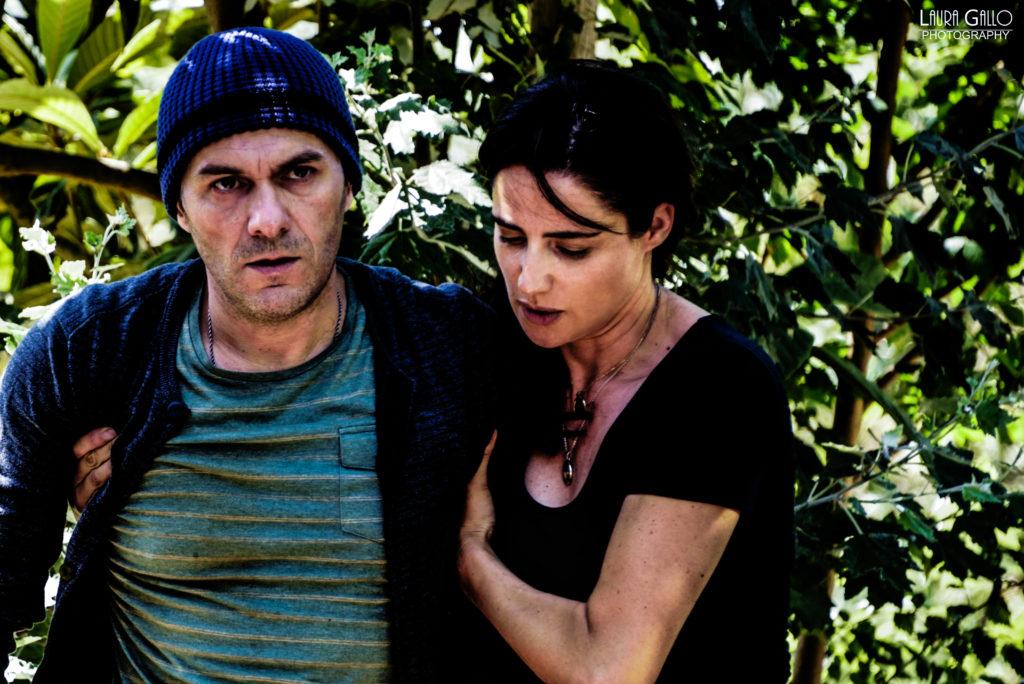 Massimiliano Gallo e Luisa Ranieri sono Cosimo e Rosaria in Veleno