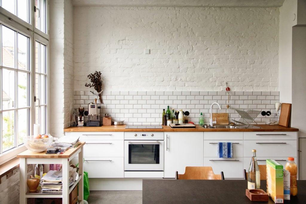 10 Idee per una cucina in muratura moderna | UnaDonna