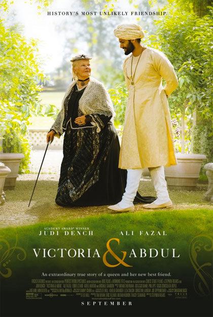 Victoria e Abdul manifesto