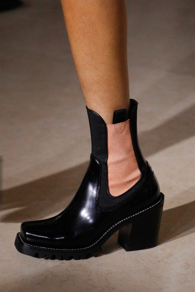 Ankle Boots Louis Vuitton.